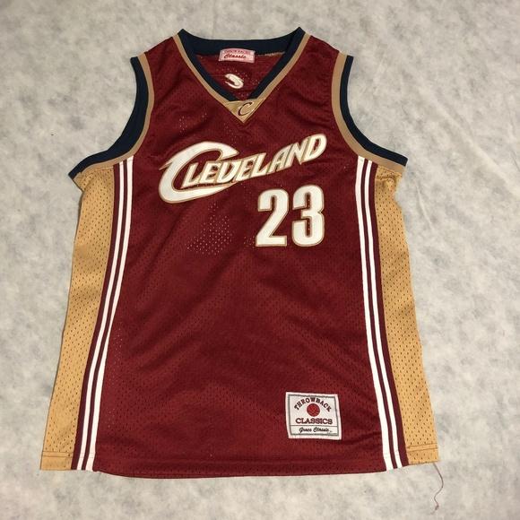release date: 24c07 6a380 LeBron James Swingman Cleveland Cavaliers Jersey